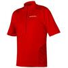 Endura Hummvee S/S Jersey Men Red